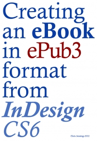 Image for Building an eBook in ePub format from InDesign